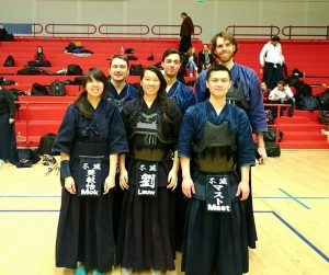 Team Supremacy op Iijima Cup 2016