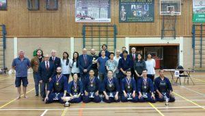 Kyu kampioenschap & NK teams 2015